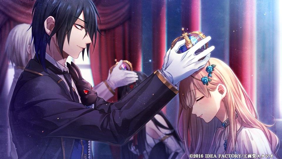 Shiro to Kuro no Alice 白と黒のアリス – Rain | Otome Adventures