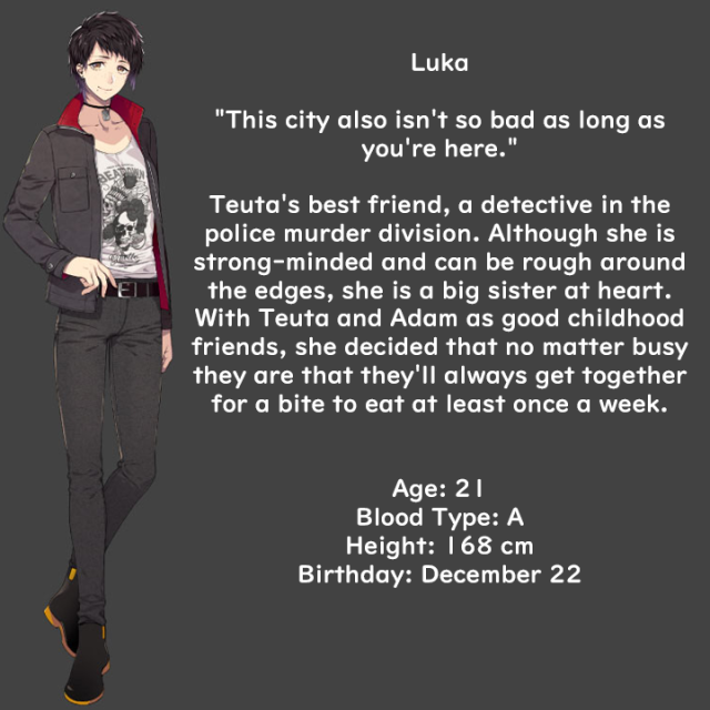 Luka Profile translation